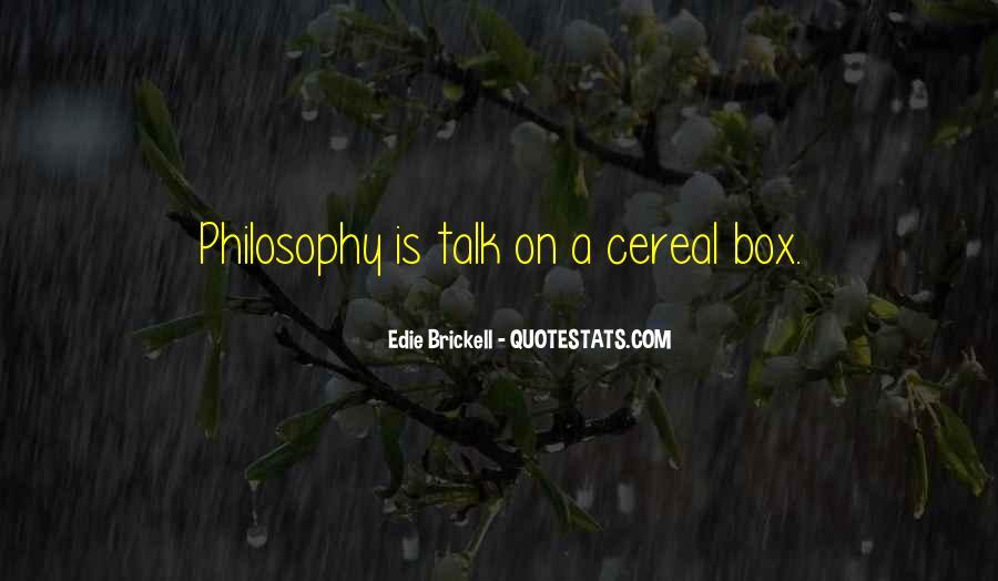 Cereal Box Sayings #78962