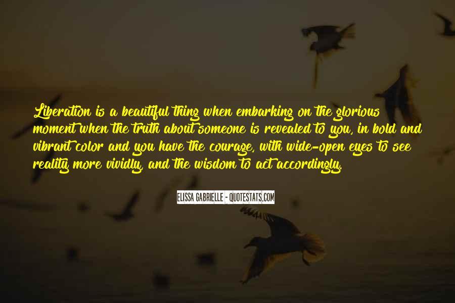 Bold Beautiful Sayings #501484