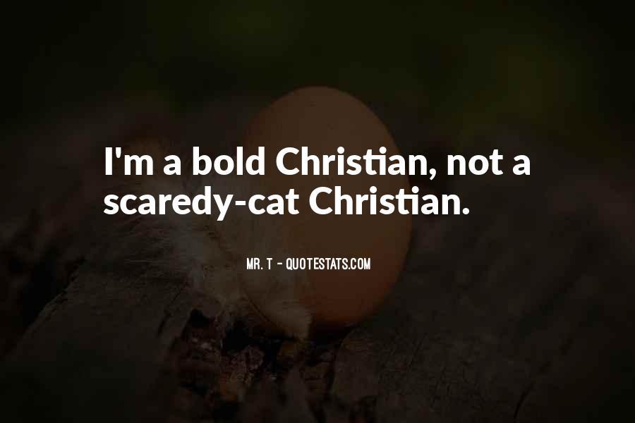 Bold Christian Sayings #191072