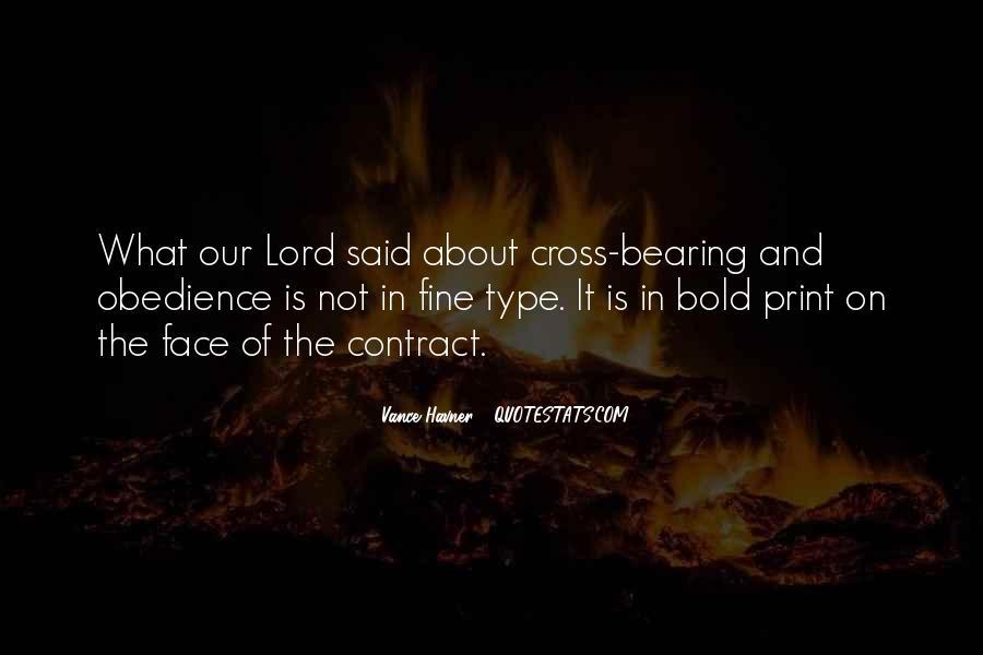 Bold Christian Sayings #781064