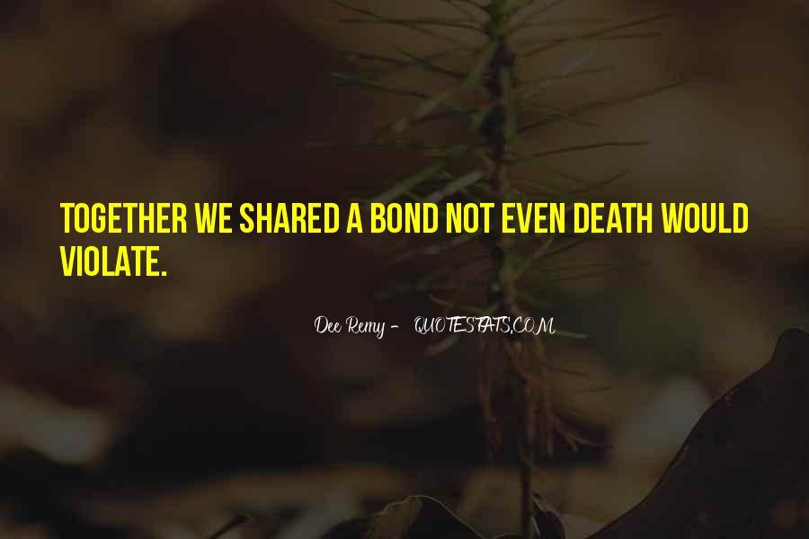 Family Bond Sayings #1203146