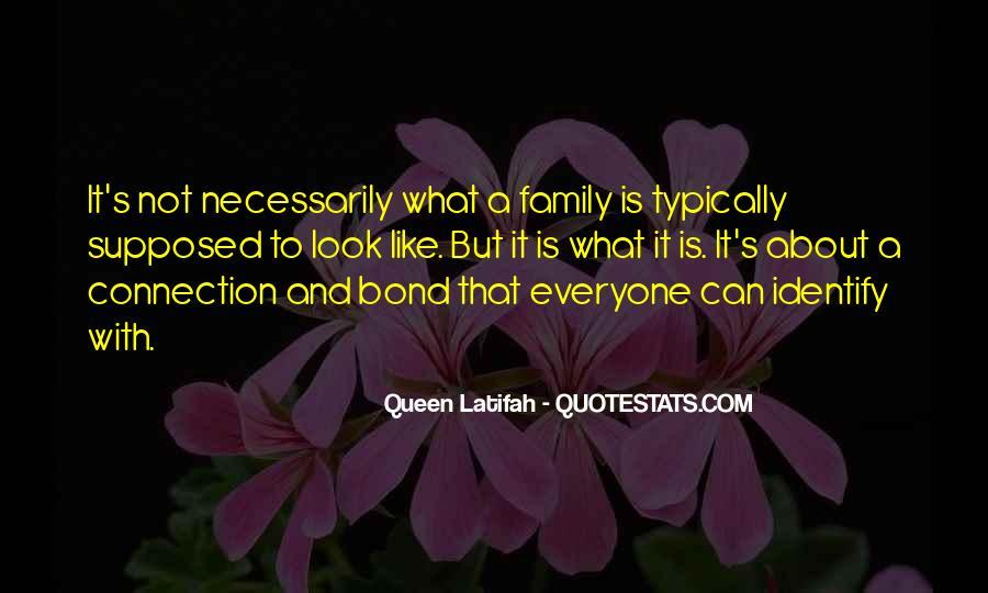 Family Bond Sayings #1259020