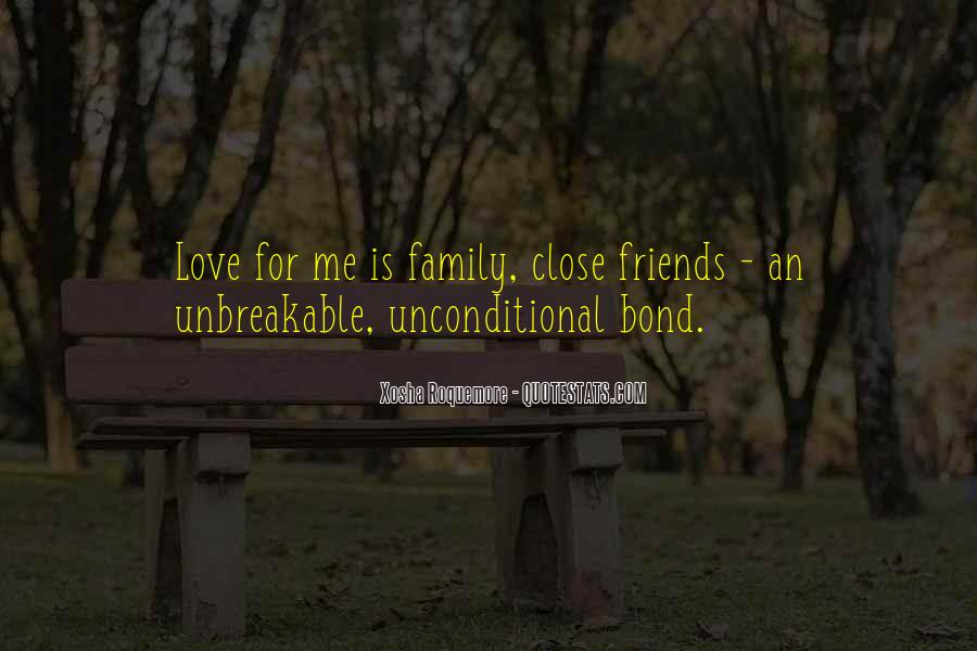 Family Bond Sayings #211188