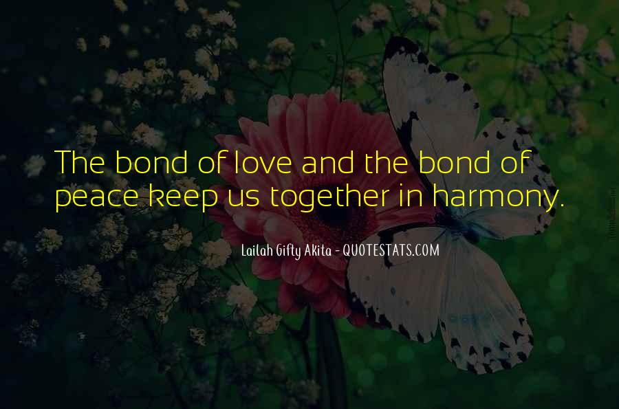 Family Bond Sayings #252722
