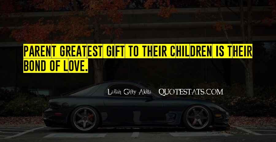 Family Bond Sayings #396014