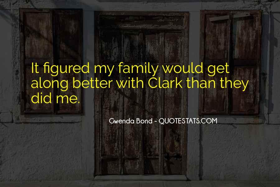 Family Bond Sayings #411006