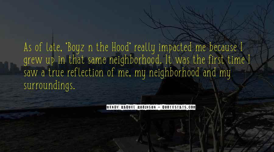 Boyz N The Hood Sayings #417939