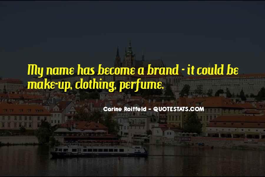 Name Brand Sayings #1018616