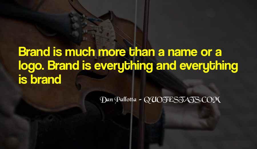 Name Brand Sayings #142224