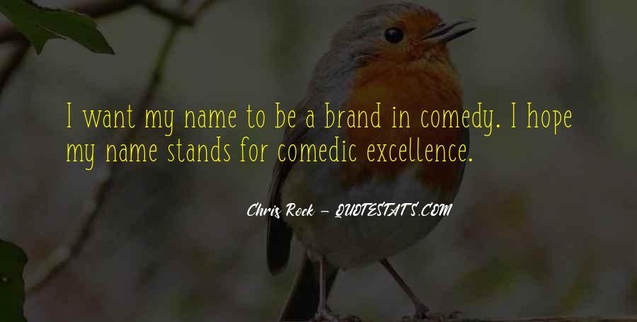 Name Brand Sayings #337784