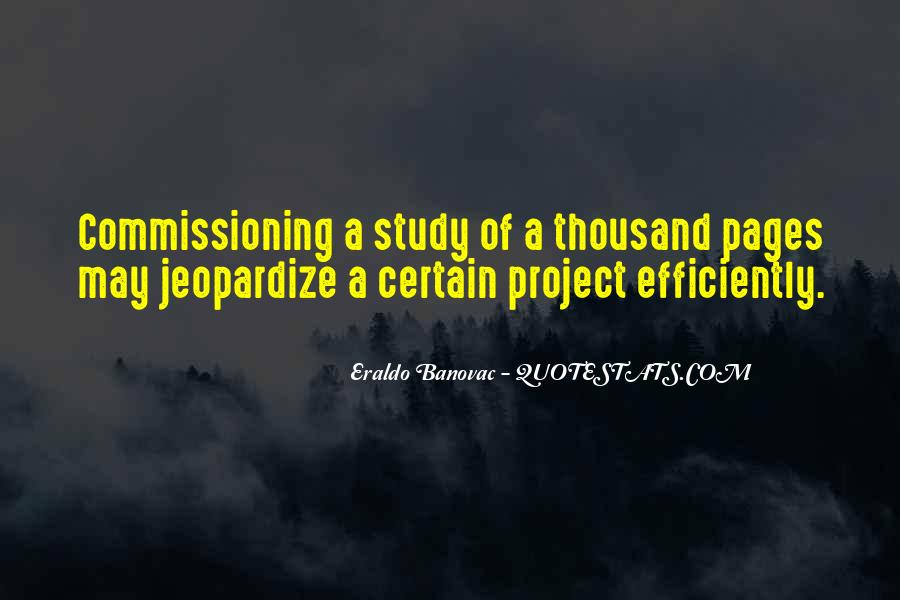 Project Management Quotes Sayings #1243904