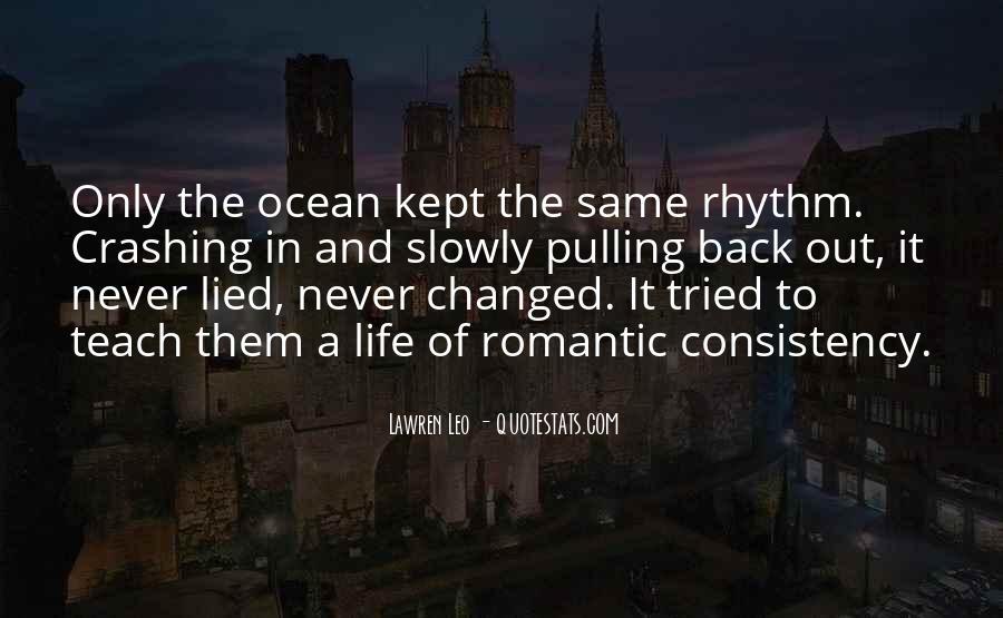 Romantic Ocean Sayings #524389