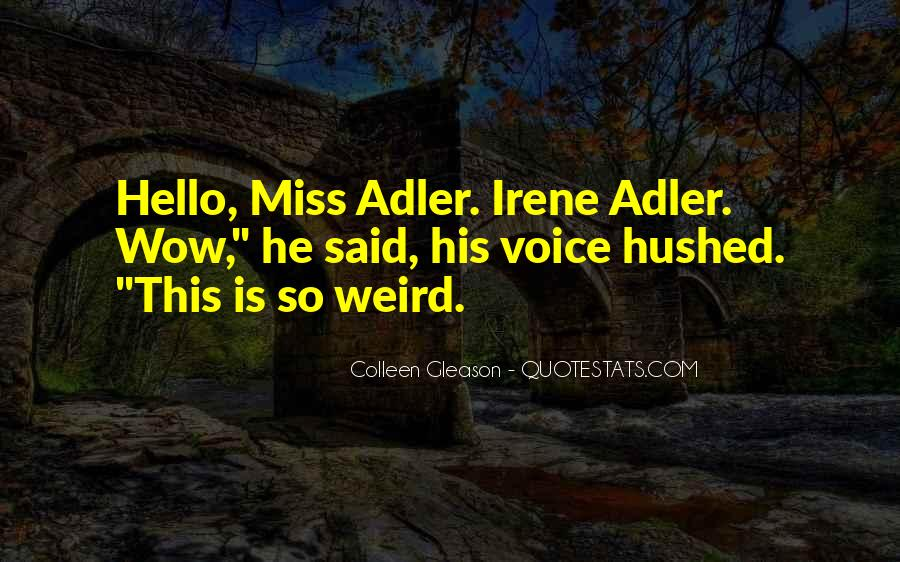 Funny Voice Sayings #1109558