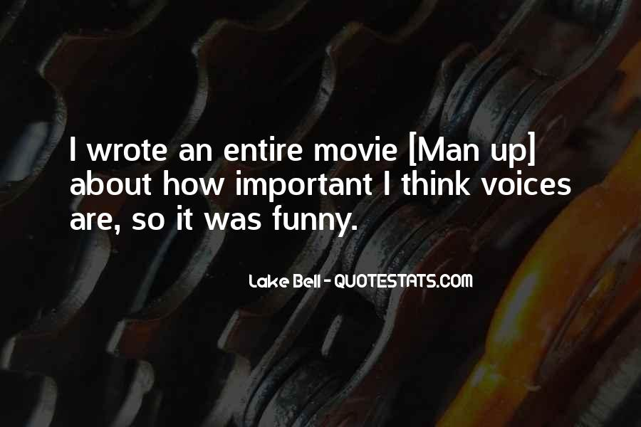 Funny Voice Sayings #265551