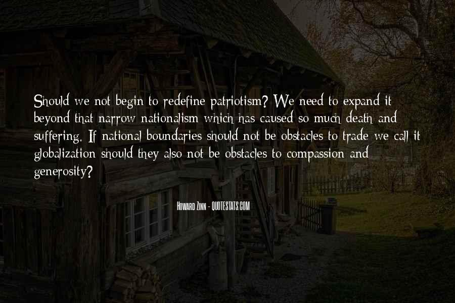 Quotes About Patriotism And Nationalism #113173