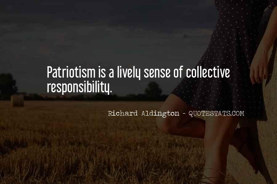 Quotes About Patriotism And Nationalism #1270181