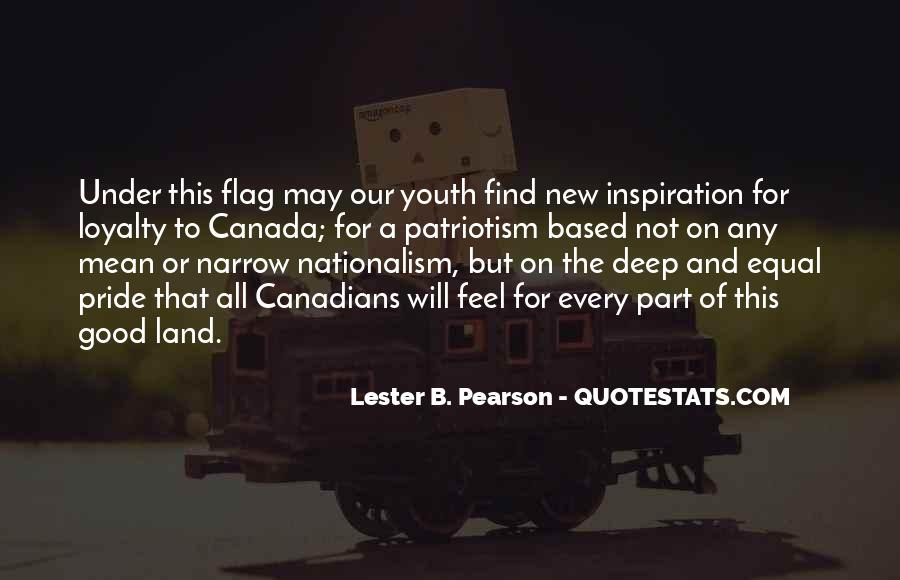 Quotes About Patriotism And Nationalism #1495817