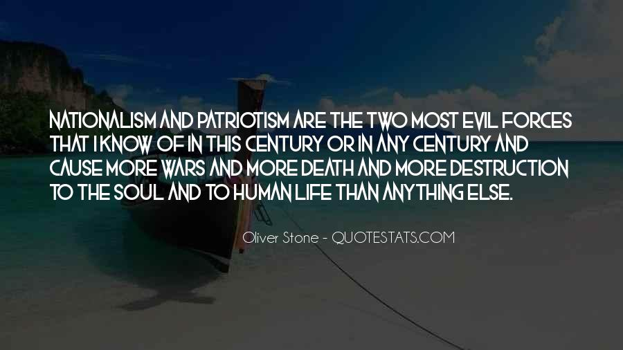 Quotes About Patriotism And Nationalism #67555