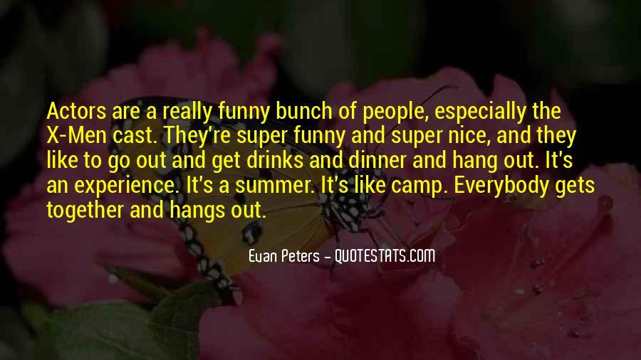 Funny Camp Sayings #1665849