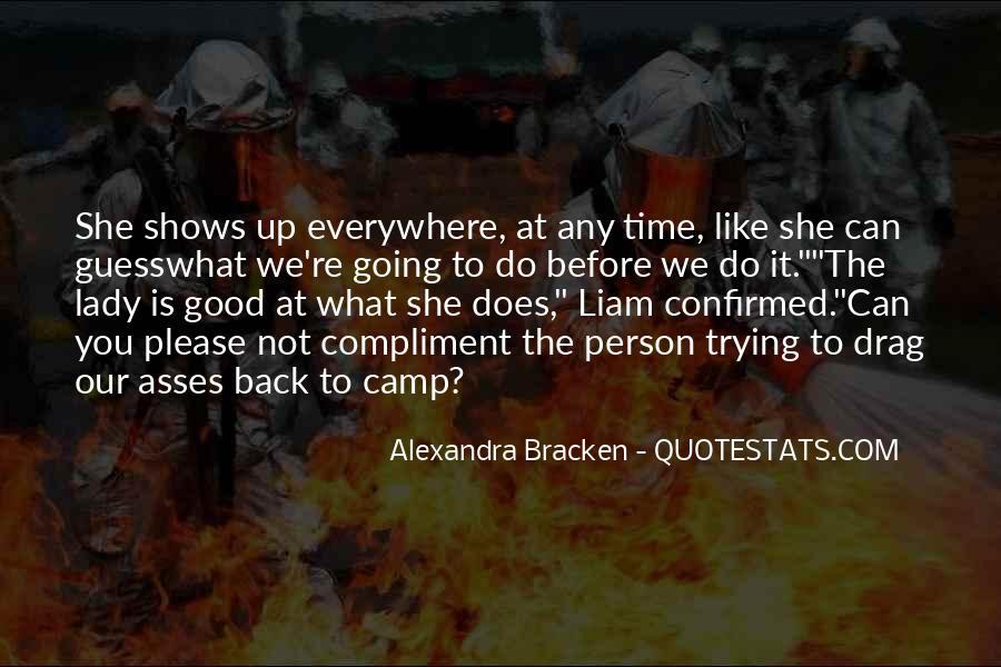 Funny Camp Sayings #367544