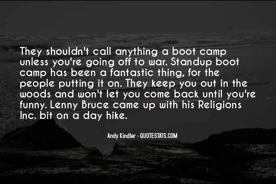 Funny Camp Sayings #820632