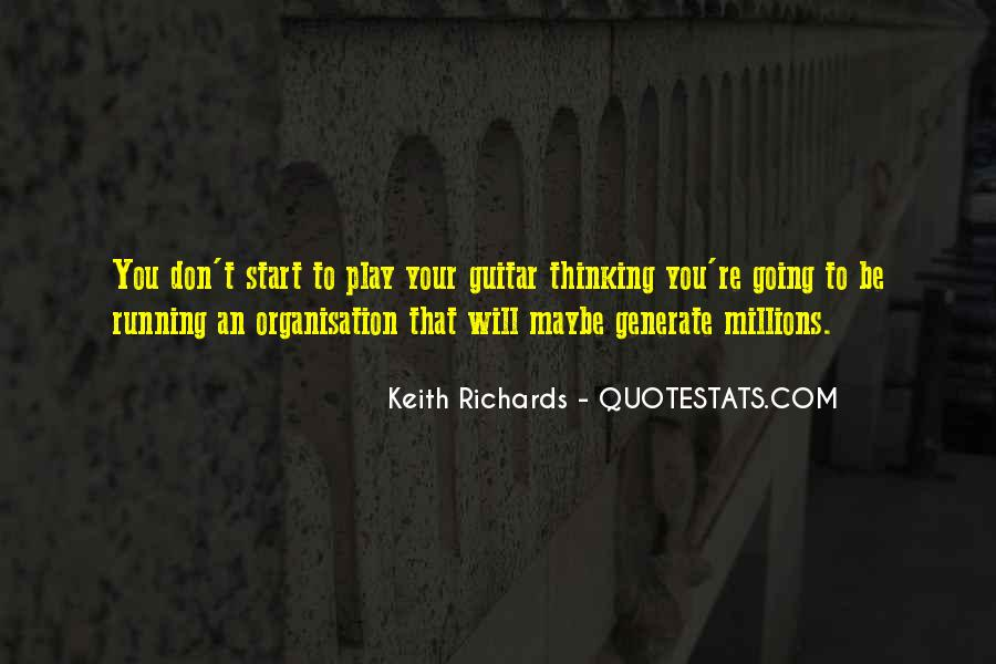 Quotes About Organisation #187301