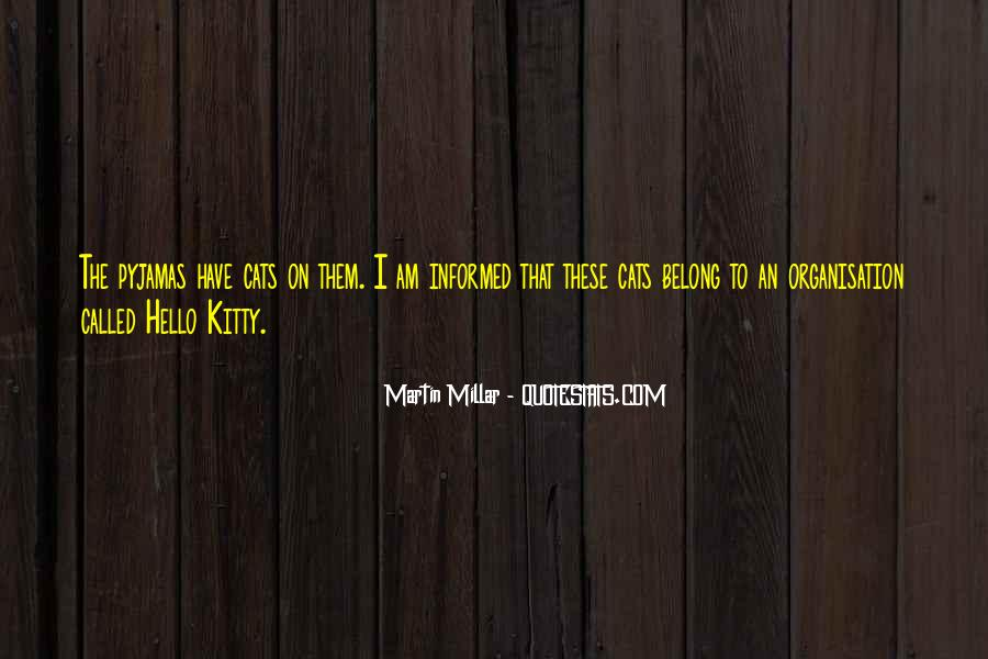 Quotes About Organisation #33141