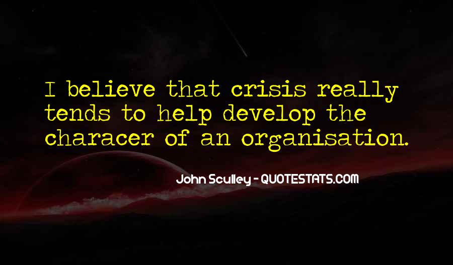 Quotes About Organisation #429707