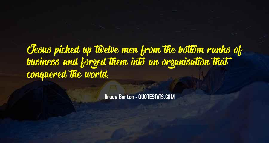 Quotes About Organisation #651455