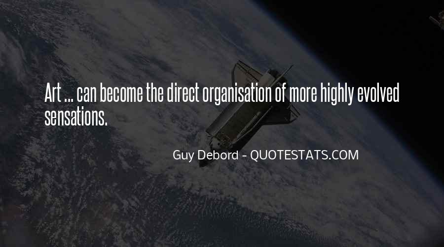 Quotes About Organisation #700966