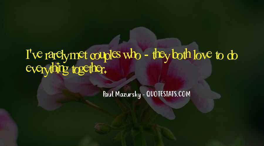 Love Couples Sayings #880812