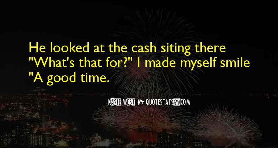 Funny Cash Sayings #1018682