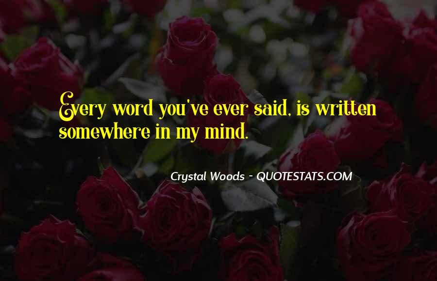 Word Crush Sayings #1083976