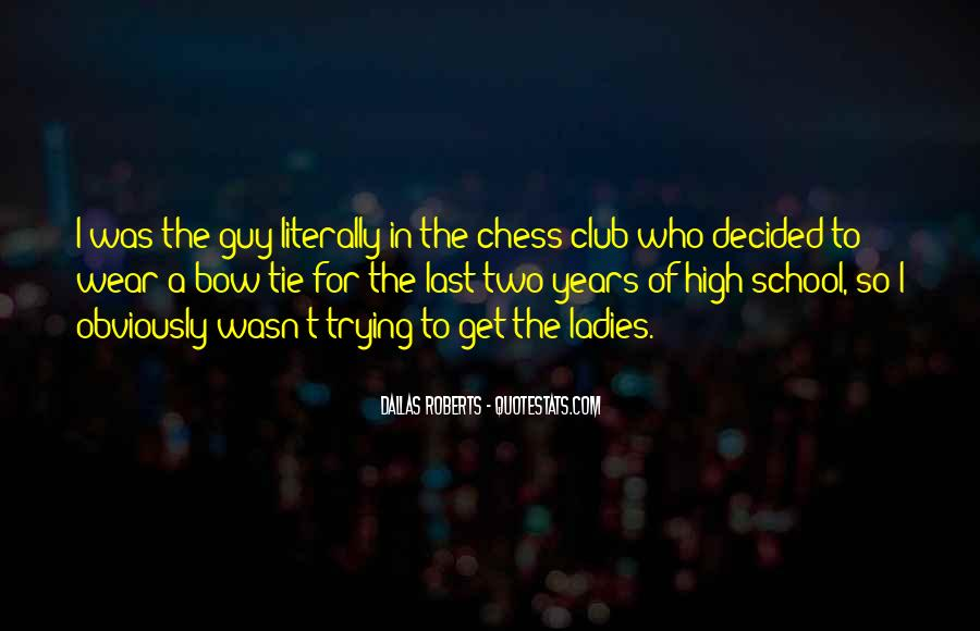Chess Club Sayings #102057