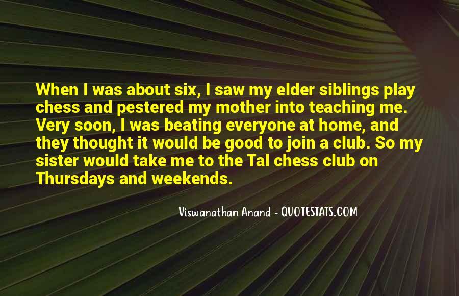 Chess Club Sayings #1566103