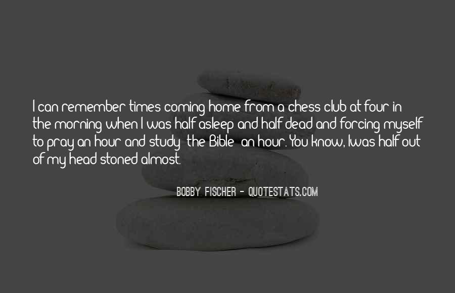 Chess Club Sayings #48522
