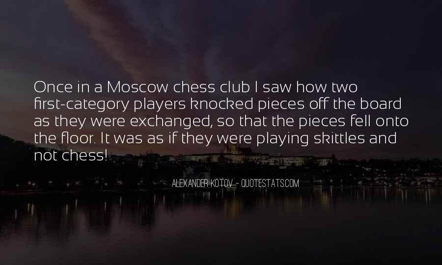 Chess Club Sayings #639348