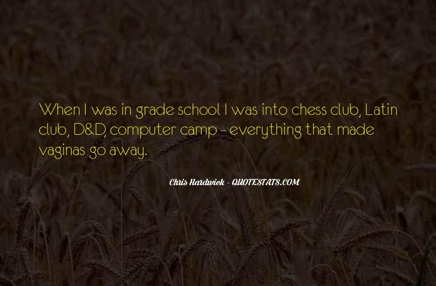 Chess Club Sayings #64235