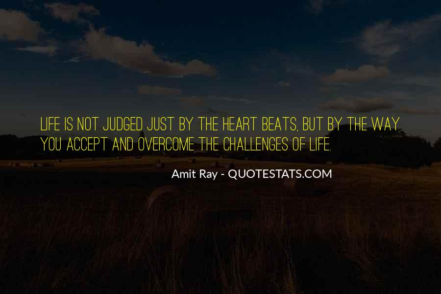 Challenges Quotes And Sayings #1140449
