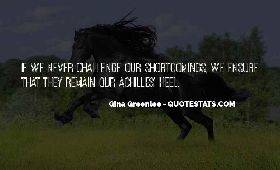 Challenges Quotes And Sayings #1369538