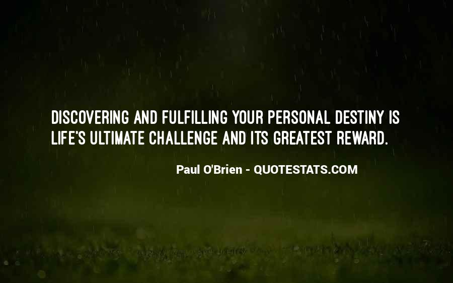 Challenges Quotes And Sayings #1400106