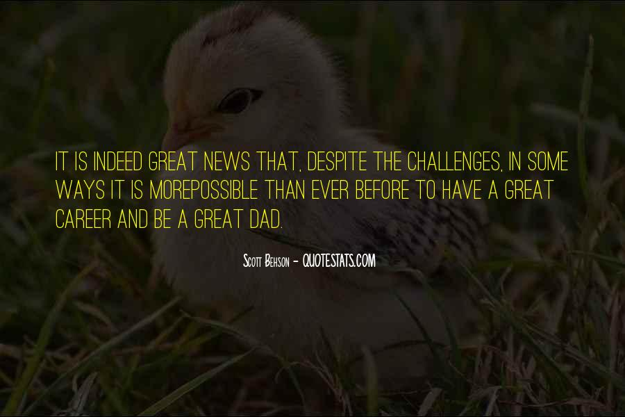 Challenges Quotes And Sayings #1621265