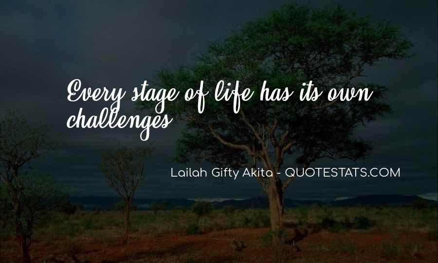 Challenges Quotes And Sayings #591500