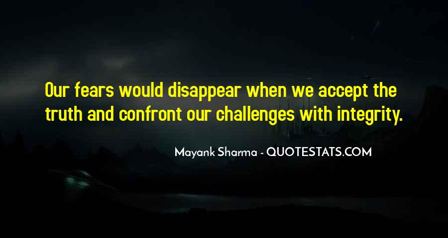 Challenges Quotes And Sayings #773553