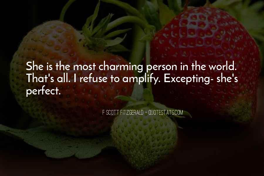 Most Charming Sayings #990327