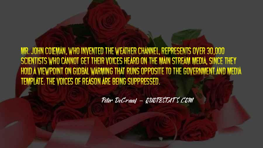 Weather Channel Sayings #1018642