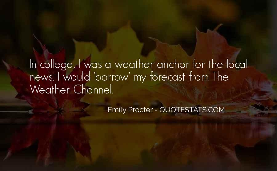Weather Channel Sayings #1304433