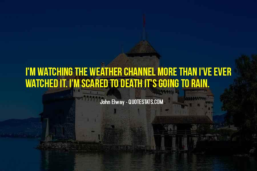 Weather Channel Sayings #1520104