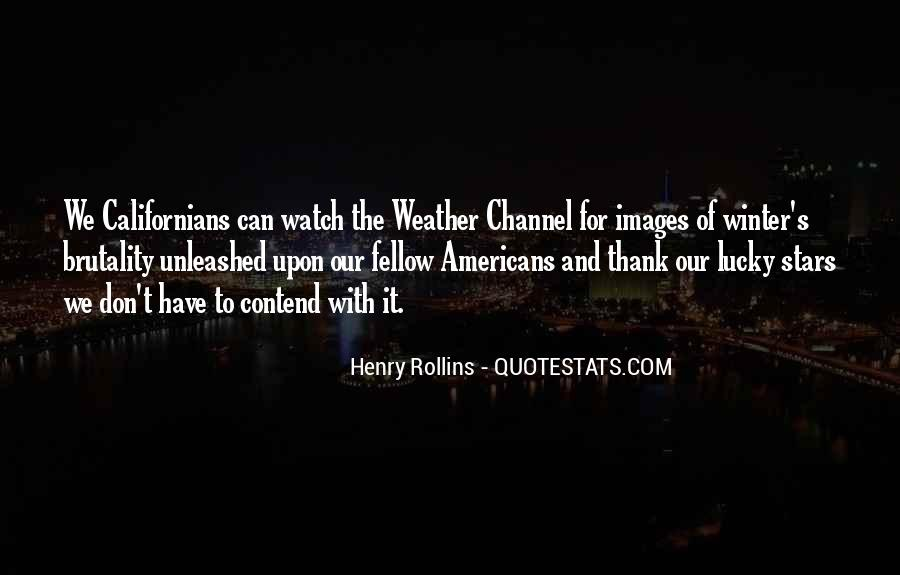 Weather Channel Sayings #496287