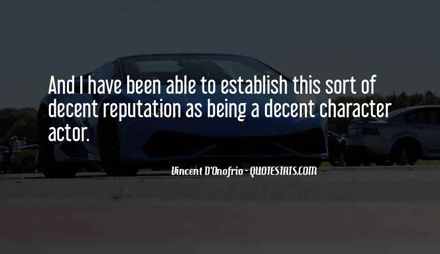 Character Reputation Sayings #1149617
